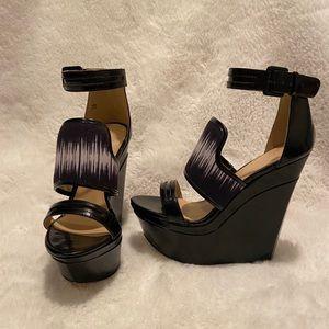GX by Gwen Stefani Wedges Size 6.5